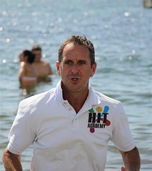 Stephan Dividi coach