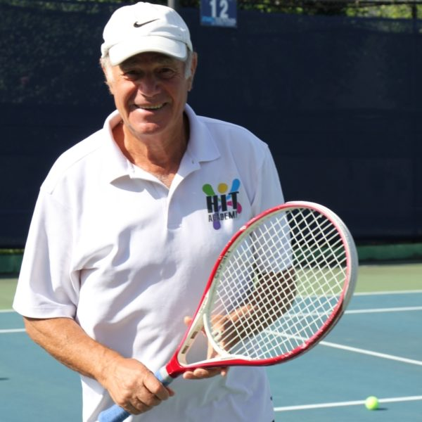 Tennis Academy coach alex