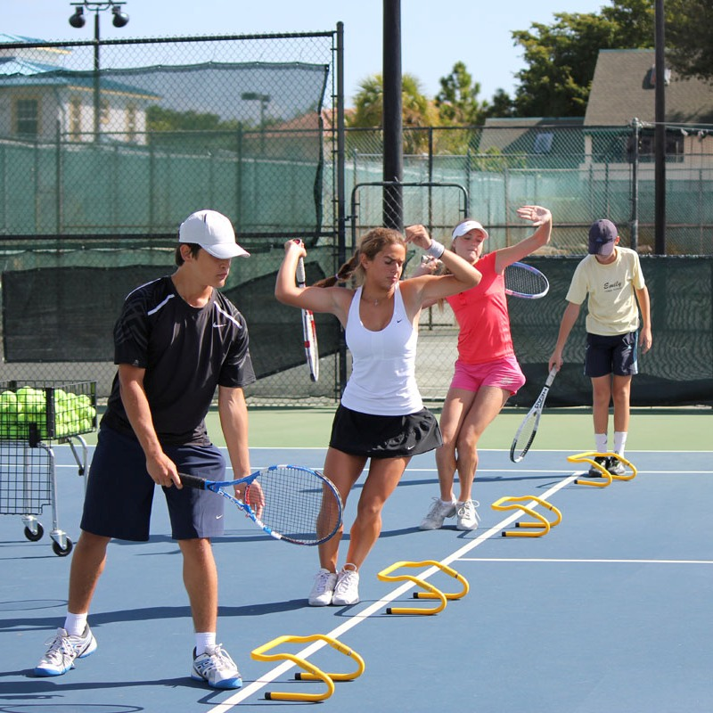 Tennis Academy warmup1
