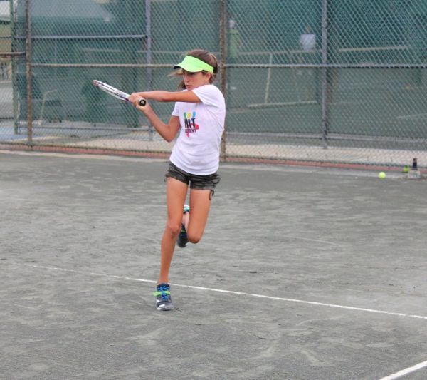 Tennis Training HIT tennis professionals