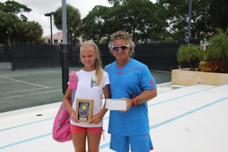 Tennis Academy allery ekaterina