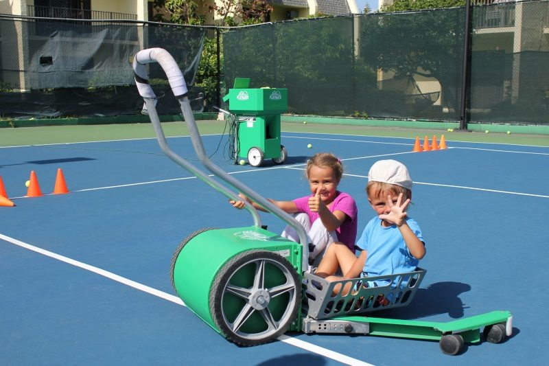 Tennis Academy in Florida kids fun