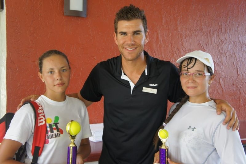 Tennis Academy in Florida players and boca raton