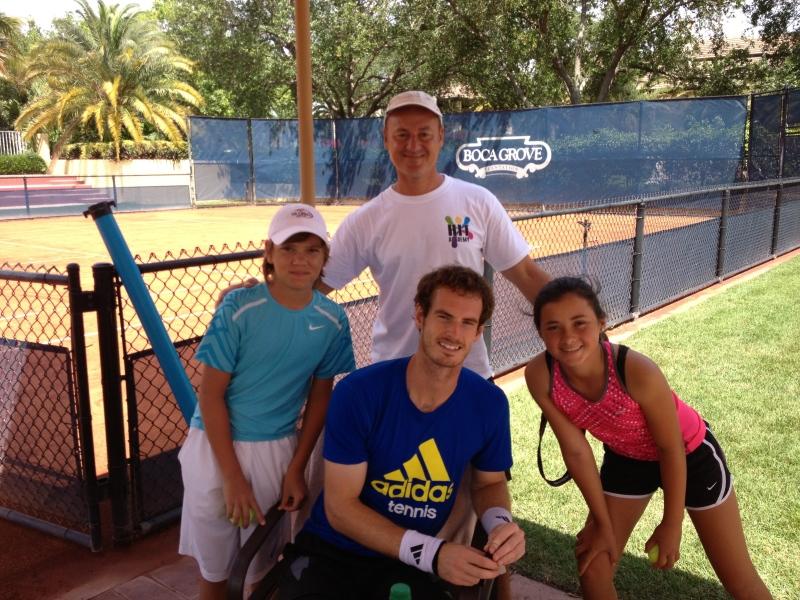 Tennis Camps boca raton2013