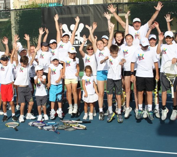 Tennis Camps Summer group snapshot
