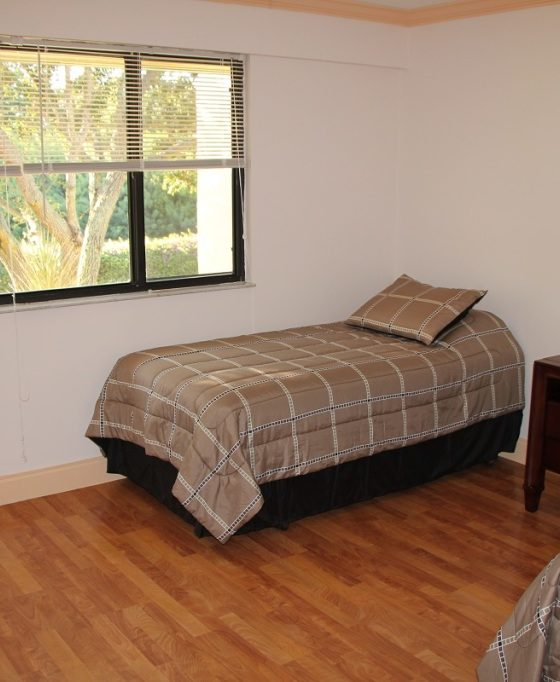 Tennis Academy Accomodations Room