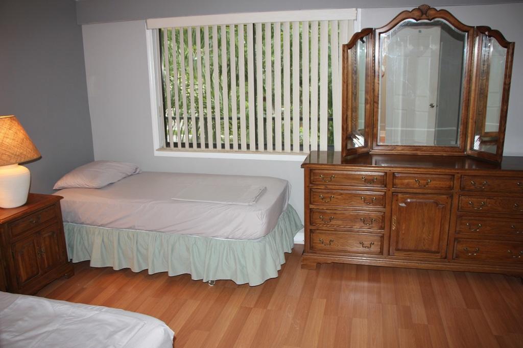 Tennis Academy in Florida Accomodations Bedroom