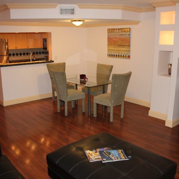 Tennis Camps Accomodations Lobby