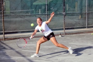 Tennis Tution professional training